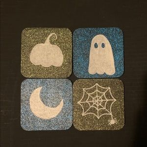 Halloween Coaster Set